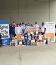 Chicago Chapter has served around 2500 meals at The Bridge Community Church, Prospect Heights, IL