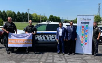 Donated a Treadmill to the South Heidelberg Township Police Department