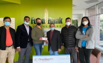 Donated $2,500 to the Food Bank of Delaware