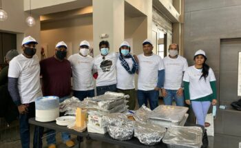 The CSR team swung into action and raised  funds in a record amount of few hours of time