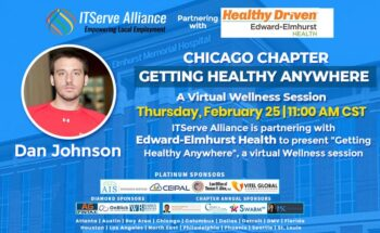 Getting Healthy Anywhere, a virtual wellness session