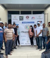 Team Dallas Covid-19 VACCINATION Drive as Part of our CSR Initiative